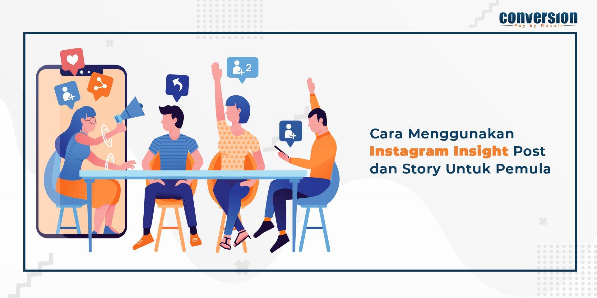 Cara Menggunakan Instagram Insight Post dan Story Untuk Pemula